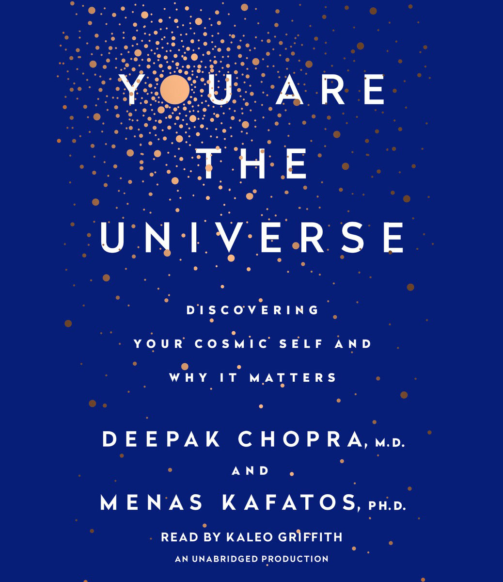You Are the Universe life the universe and everything