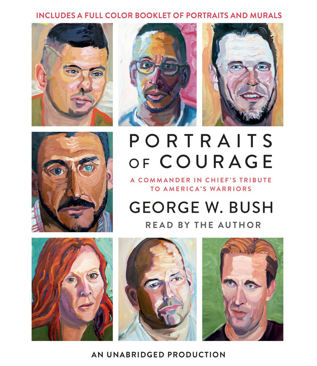 Portraits of Courage presidential nominee will address a gathering