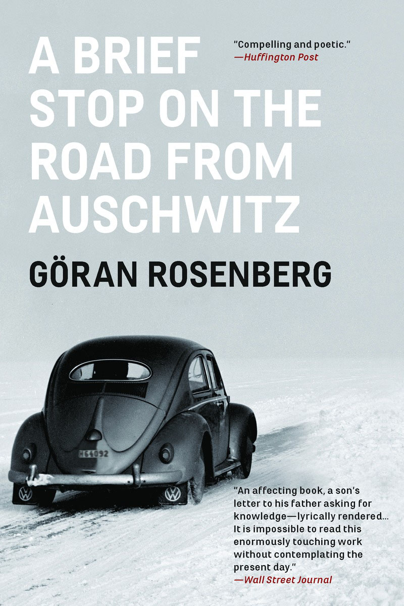 A Brief Stop on the Road From Auschwitz a lucky child a memoir of surviving auschwitz as a young boy page 9
