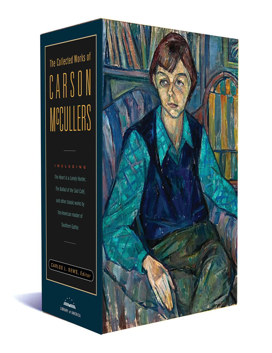 The Collected Works of Carson McCullers 李嘉诚全传the biography of li ka shing collected edition