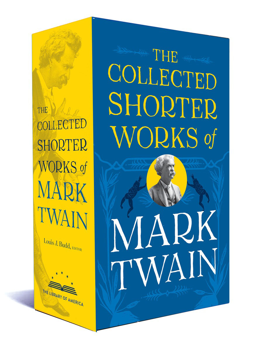 The Collected Shorter Works of Mark Twain herbert george wells the war of the worlds