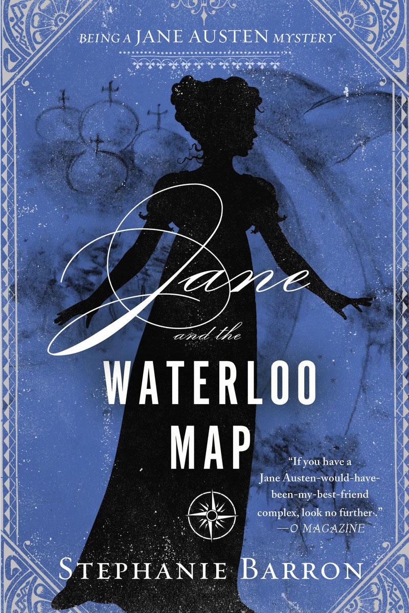 Фото Jane and the Waterloo Map jane goes batty
