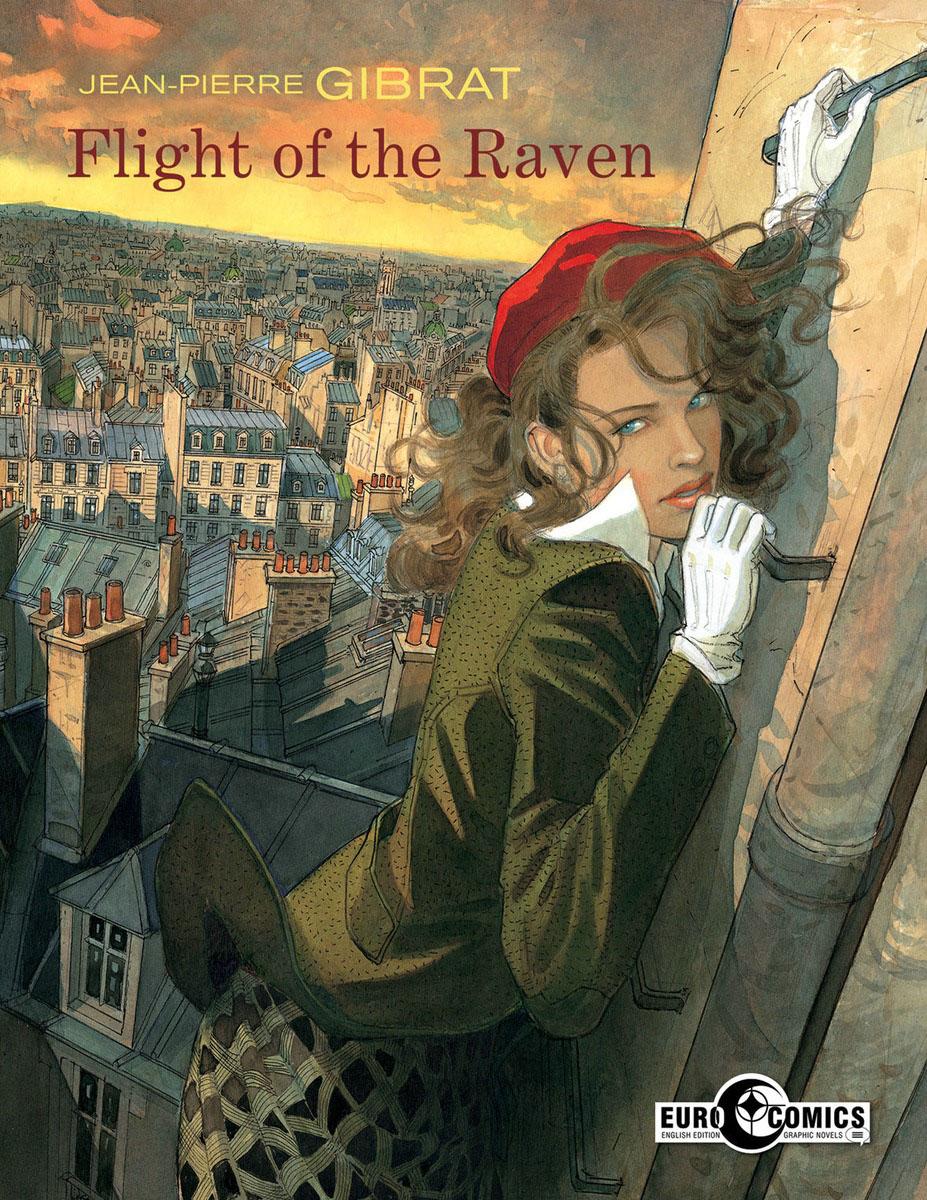Flight of the Raven raven flight