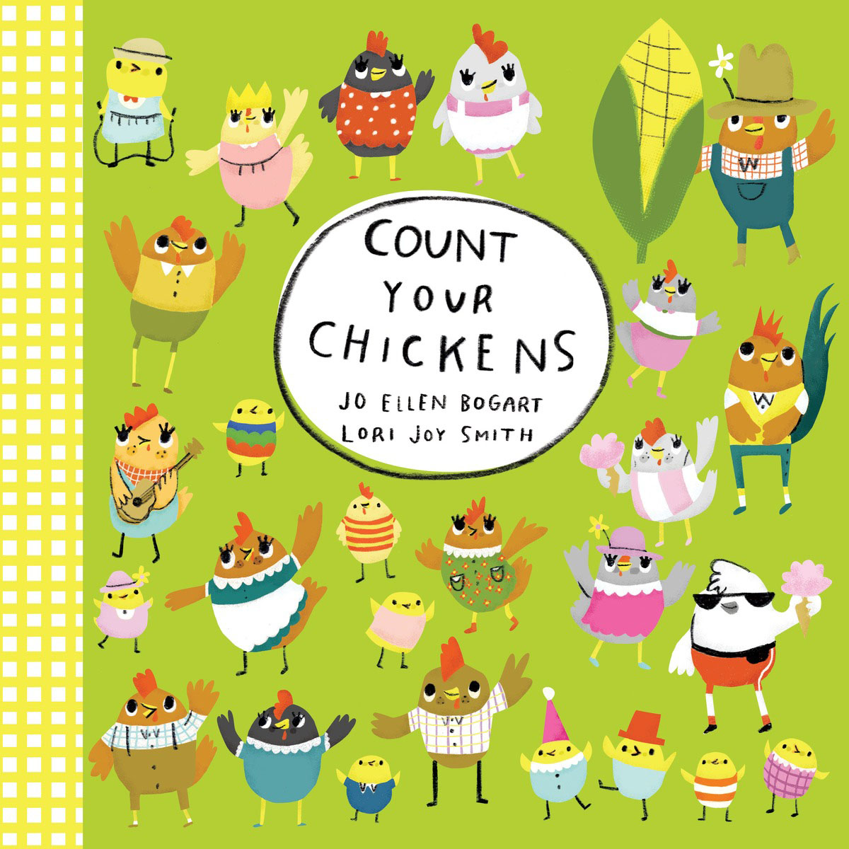 Count Your Chickens love among the chickens
