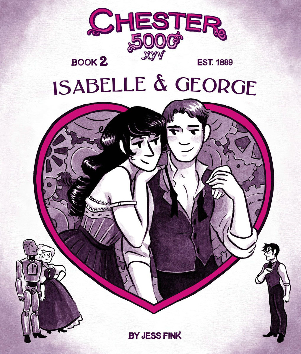 Chester 5000 (Book 2): Isabelle & George chester 07925