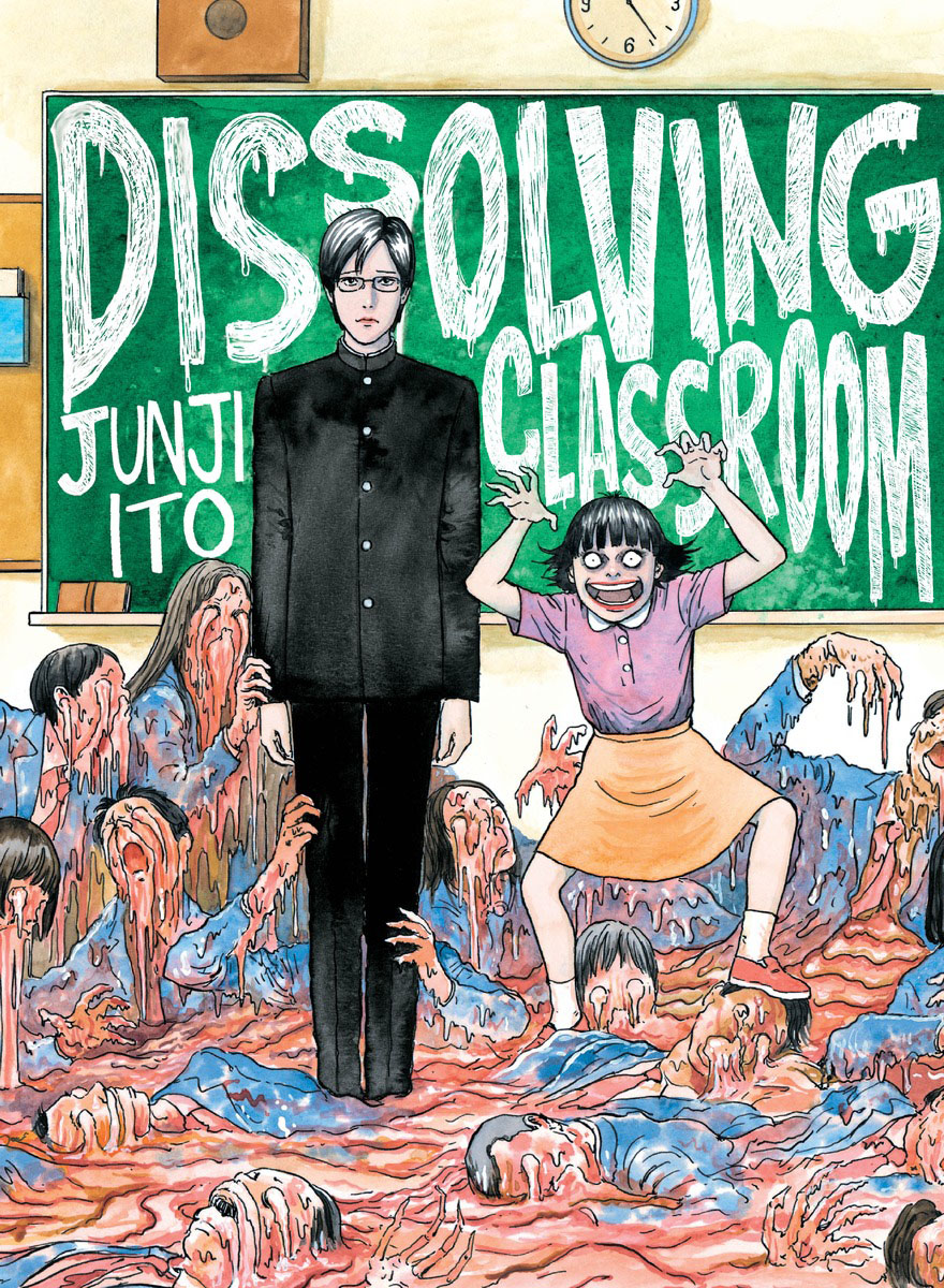 Dissolving Classroom horror stories