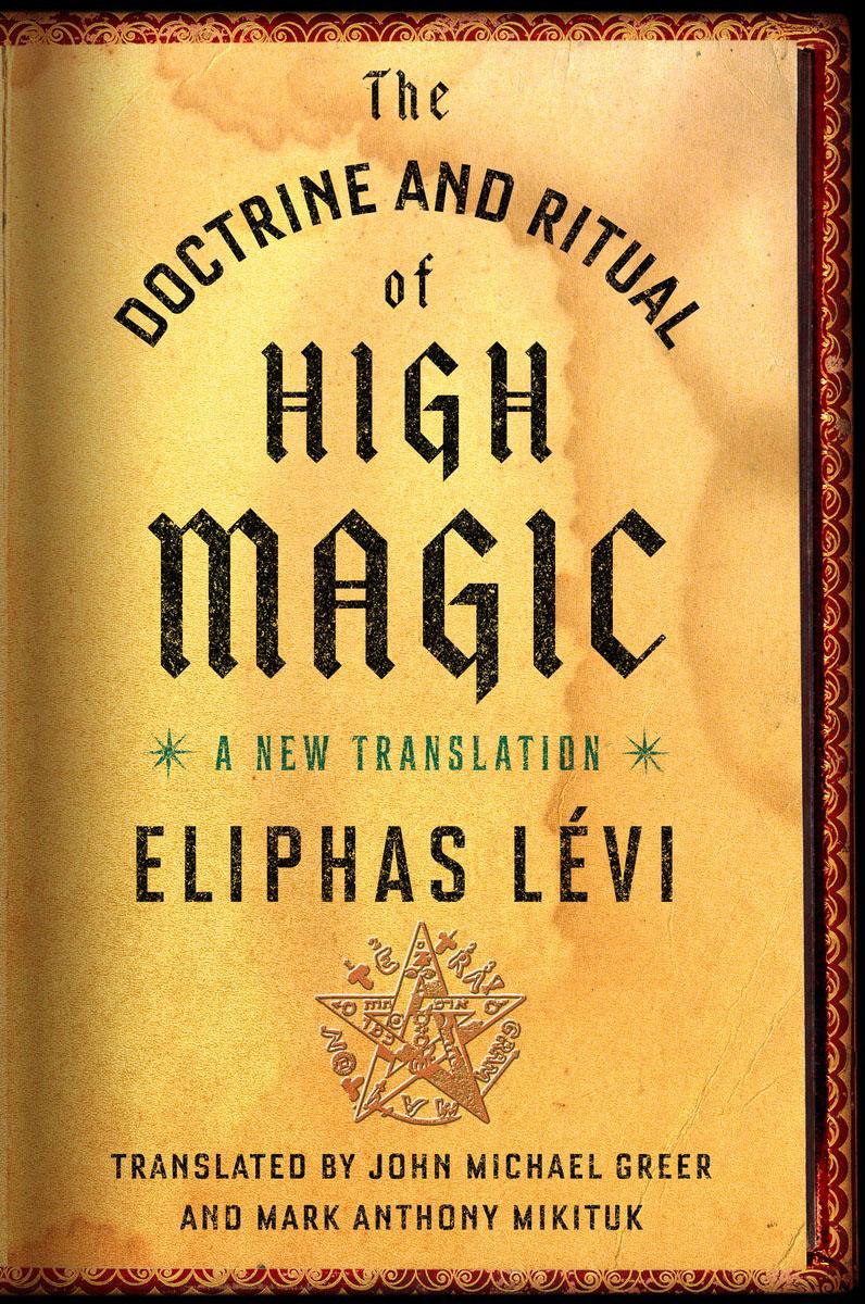 The Doctrine and Ritual of High Magic ritual lighting