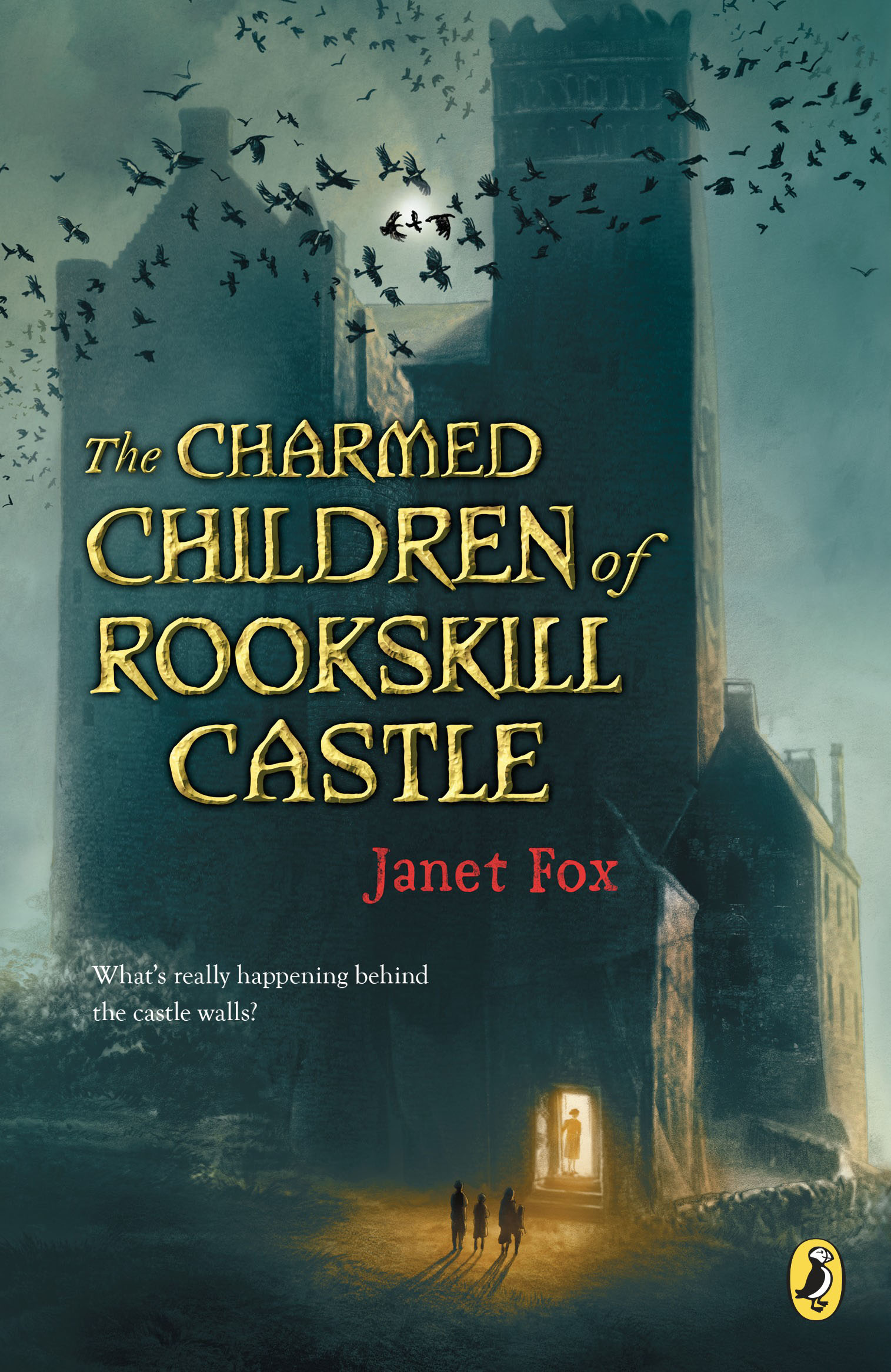 The Charmed Children of Rookskill Castle tuesdays at the castle