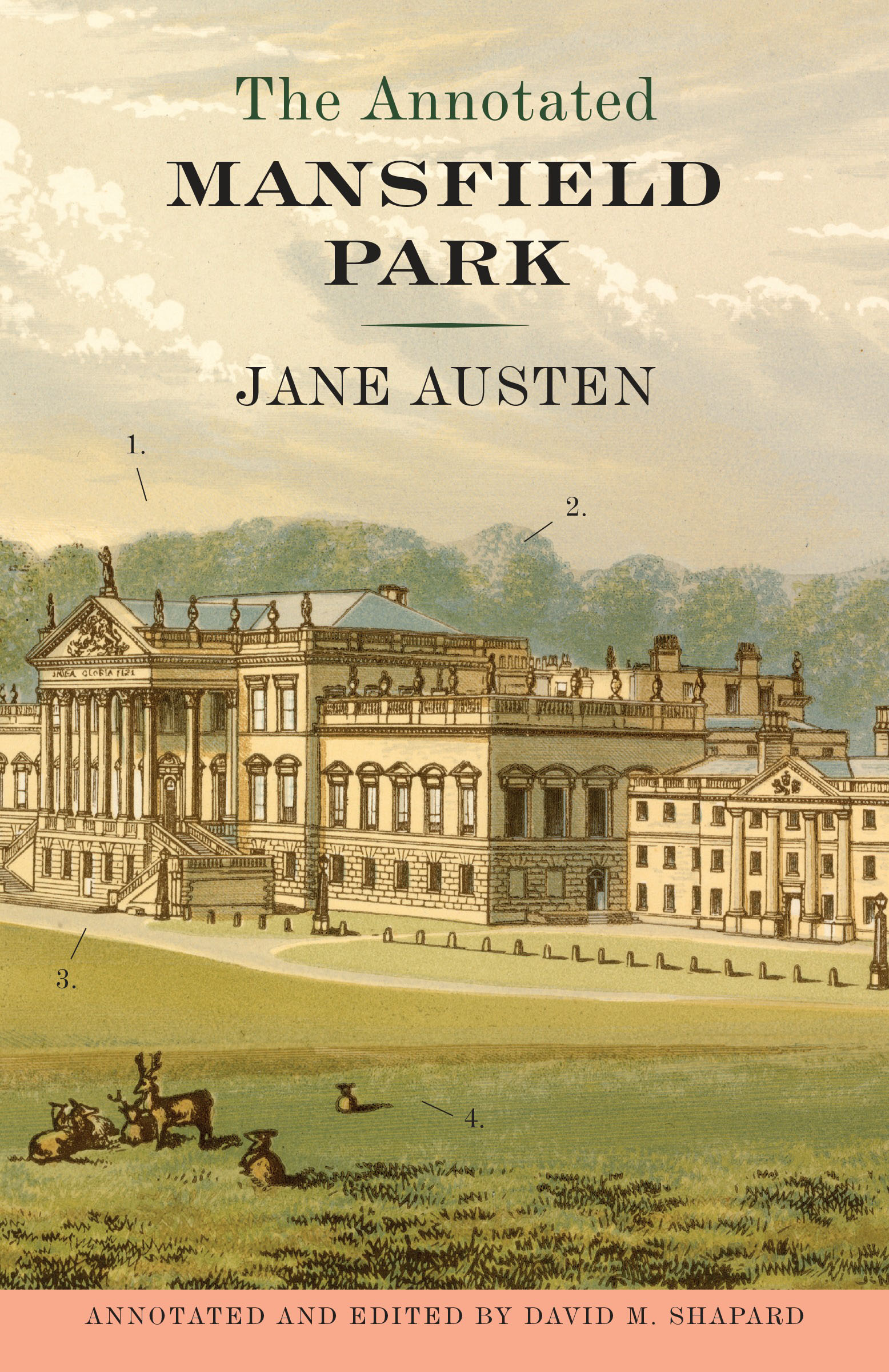 The Annotated Mansfield Park sense and sensibility an annotated edition