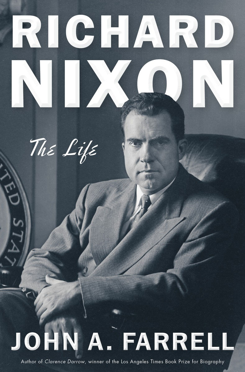 Richard Nixon a portrait of the artist as a young man