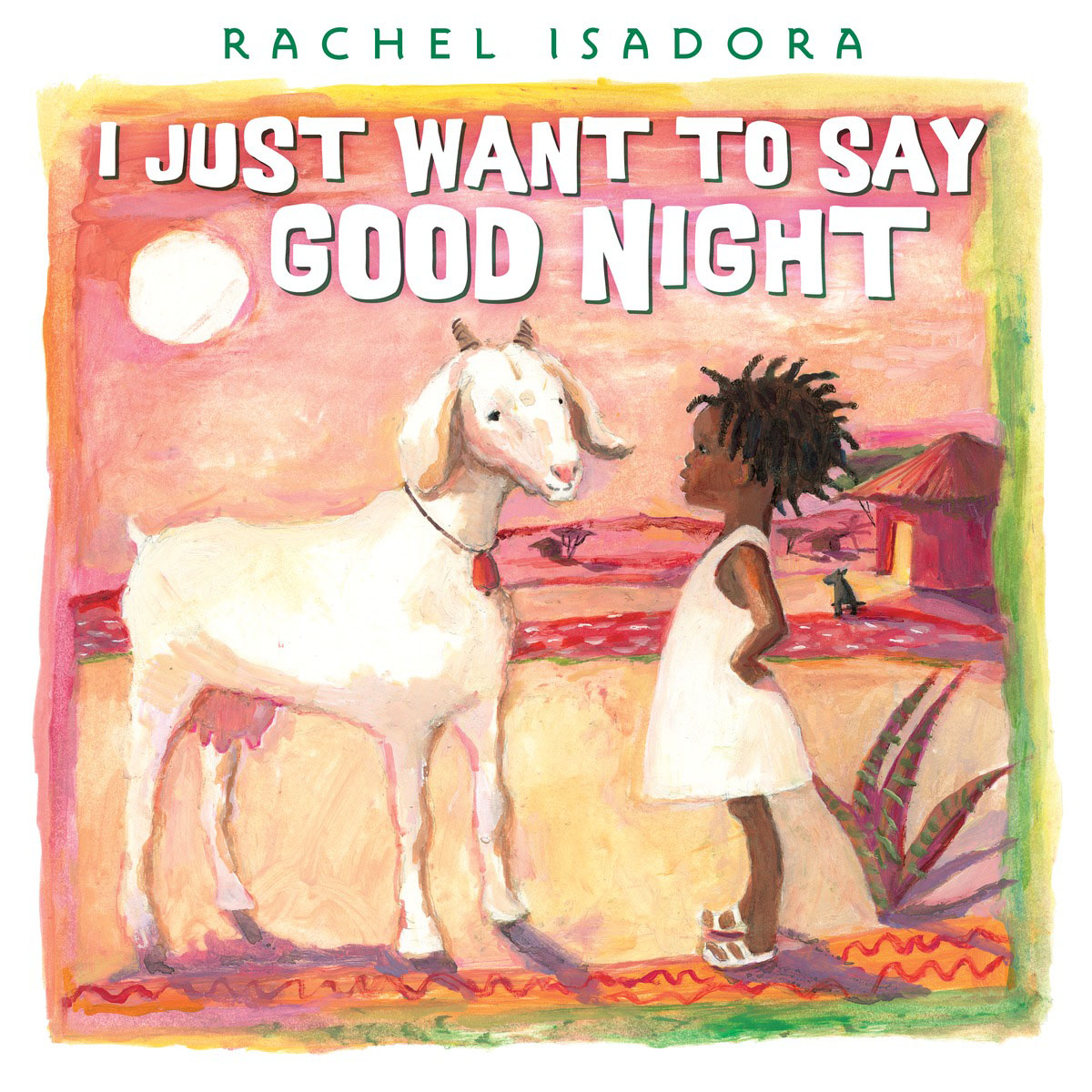 I Just Want to Say Good Night tell it to the moon