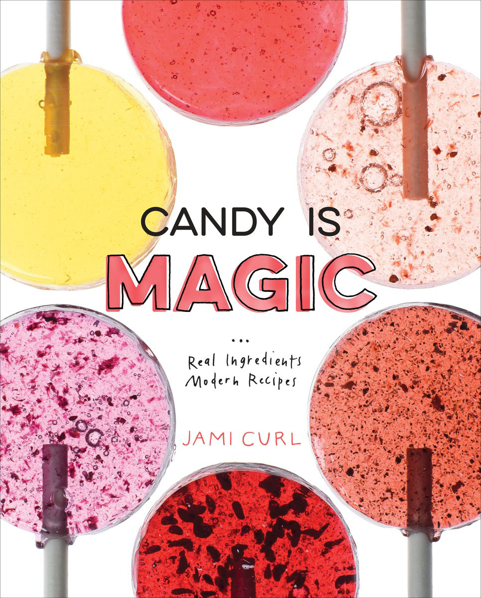 Candy Is Magic cookin make apollo strawberry chocolate candy