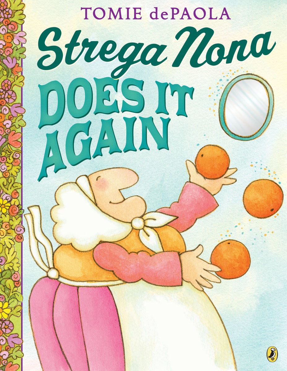 Strega Nona Does It Again alexander iliashchuk snore or one guy used to have it and now it is gone so it will go away in your case too