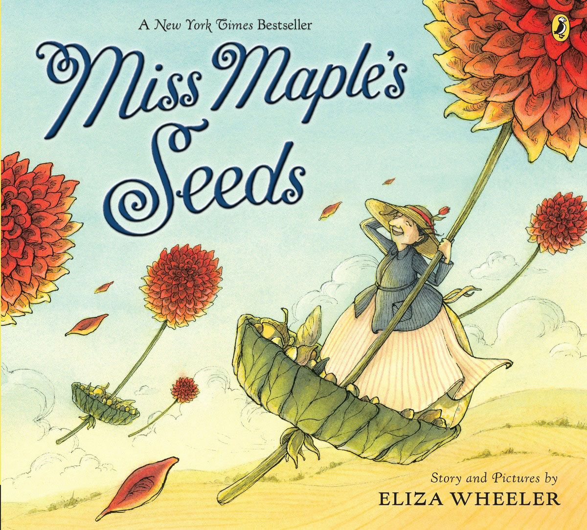 Miss Maple's Seeds what she left