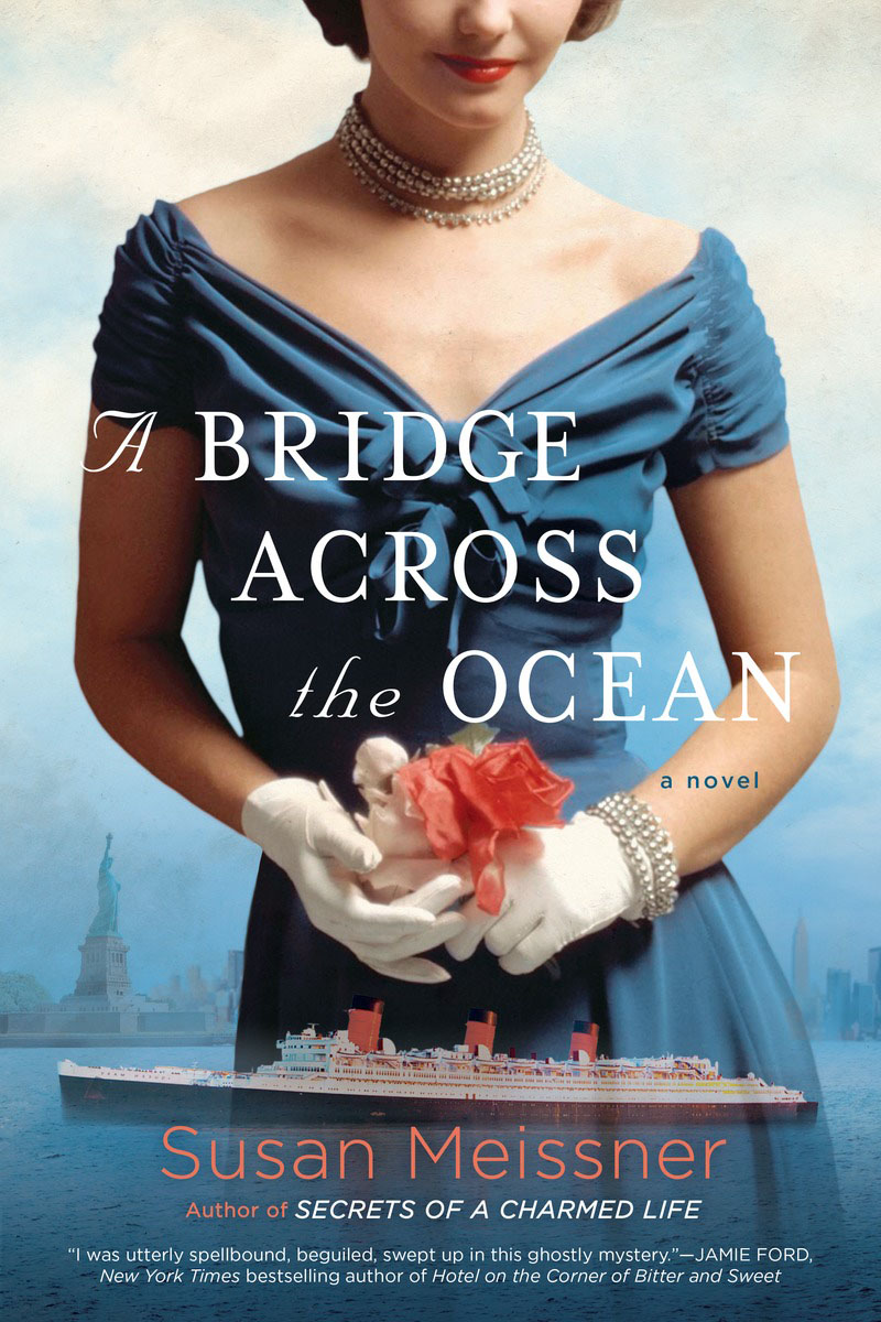 A Bridge Across the Ocean tim vicary mary queen of scots