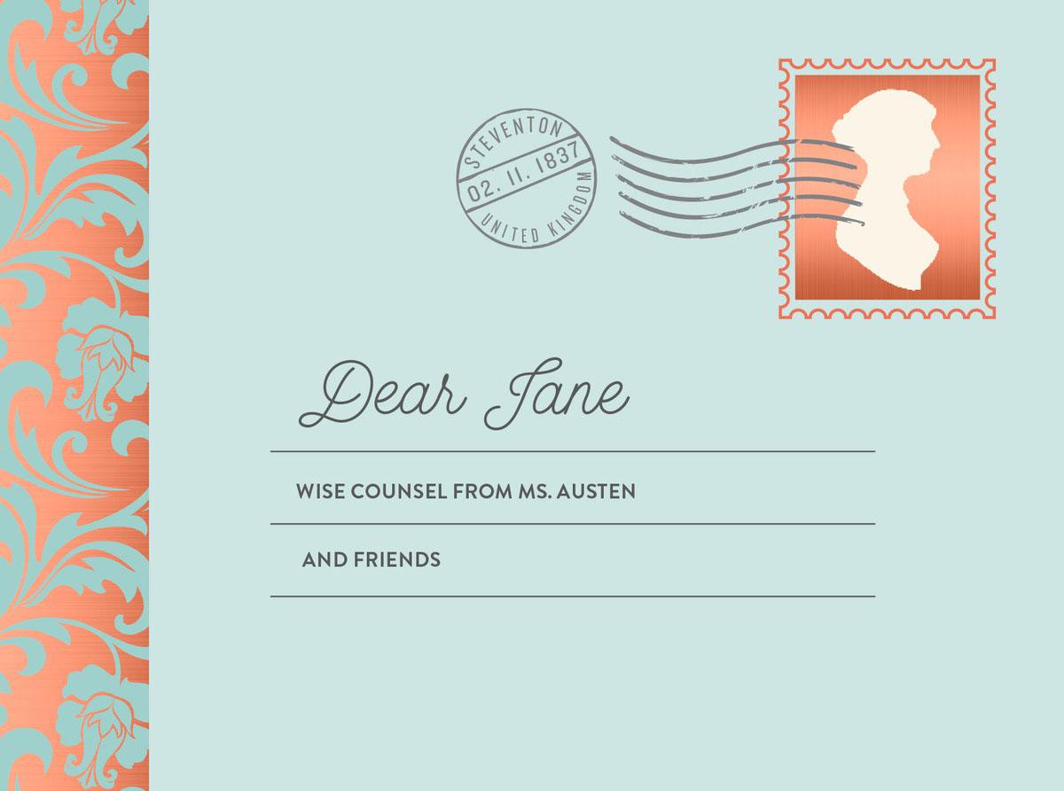 Dear Jane austen j sense and sensibility