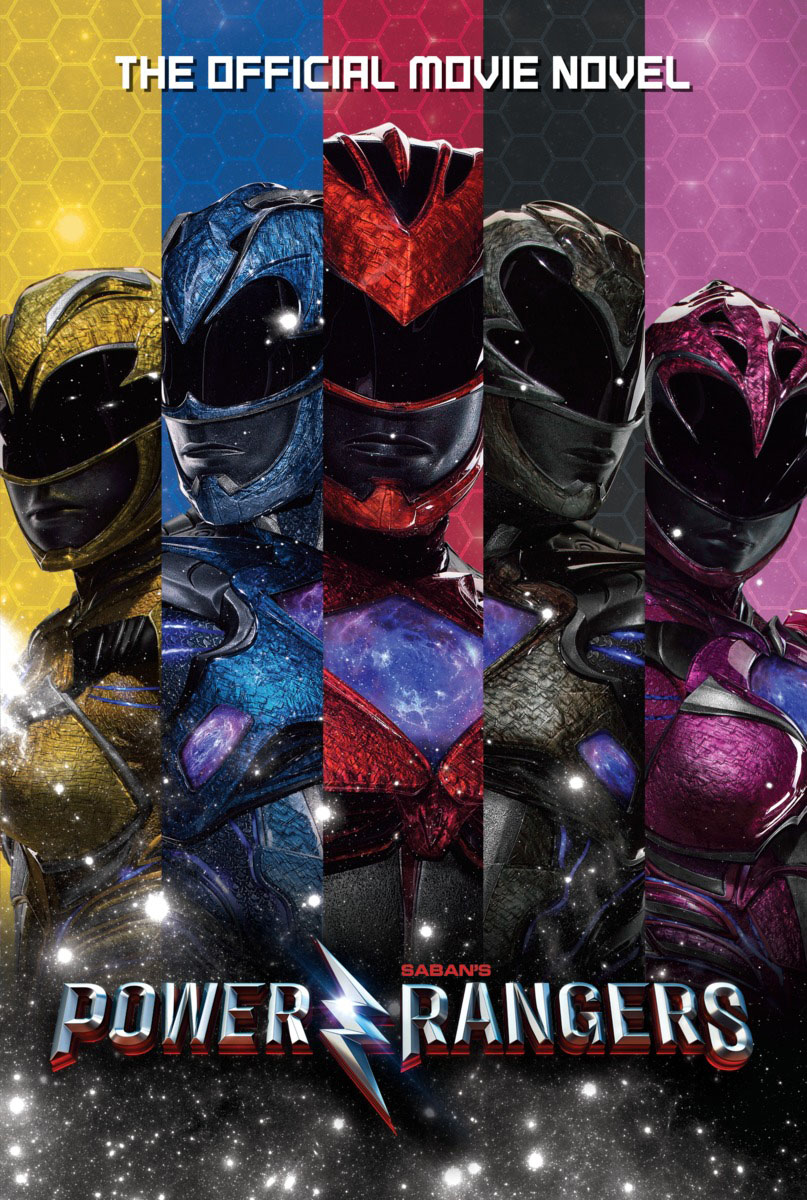 Power Rangers: The Official Movie Novel the lonely polygamist – a novel