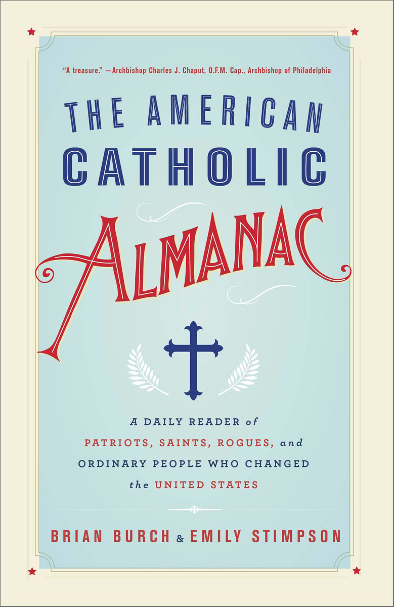 The American Catholic Almanac victorian america and the civil war