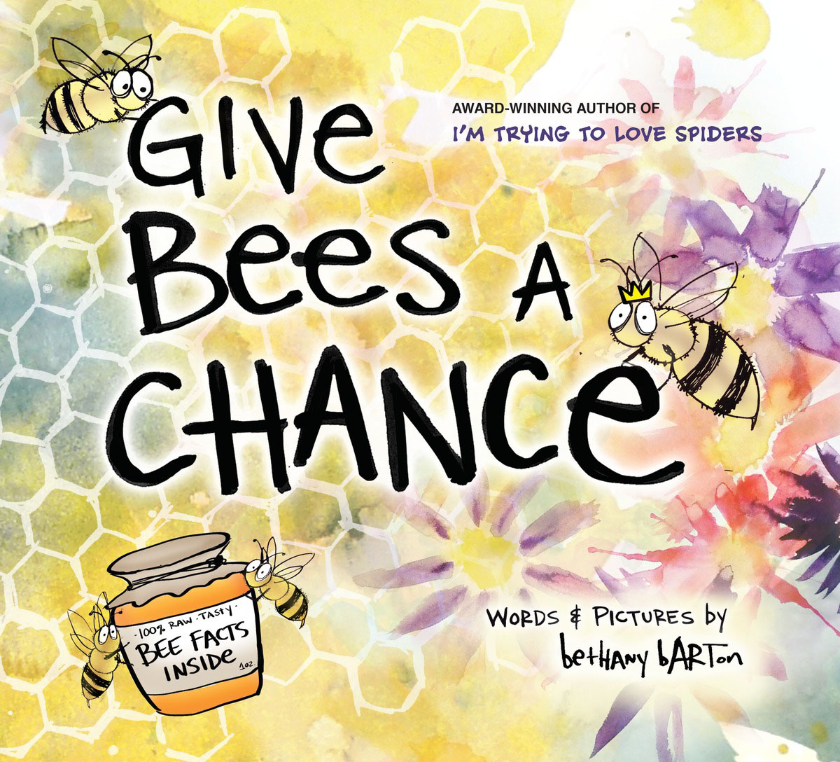 Give Bees a Chance how to give