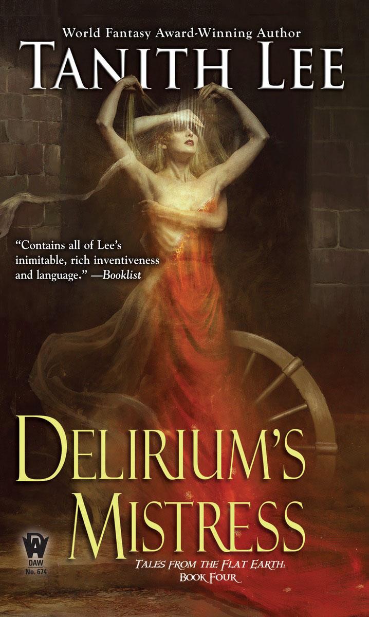 Delirium's Mistress beautiful darkness