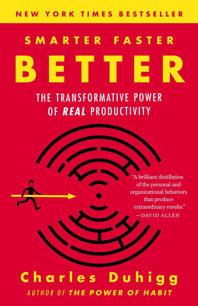 Smarter Faster Better smarter than you think how technology is changing our minds for the better