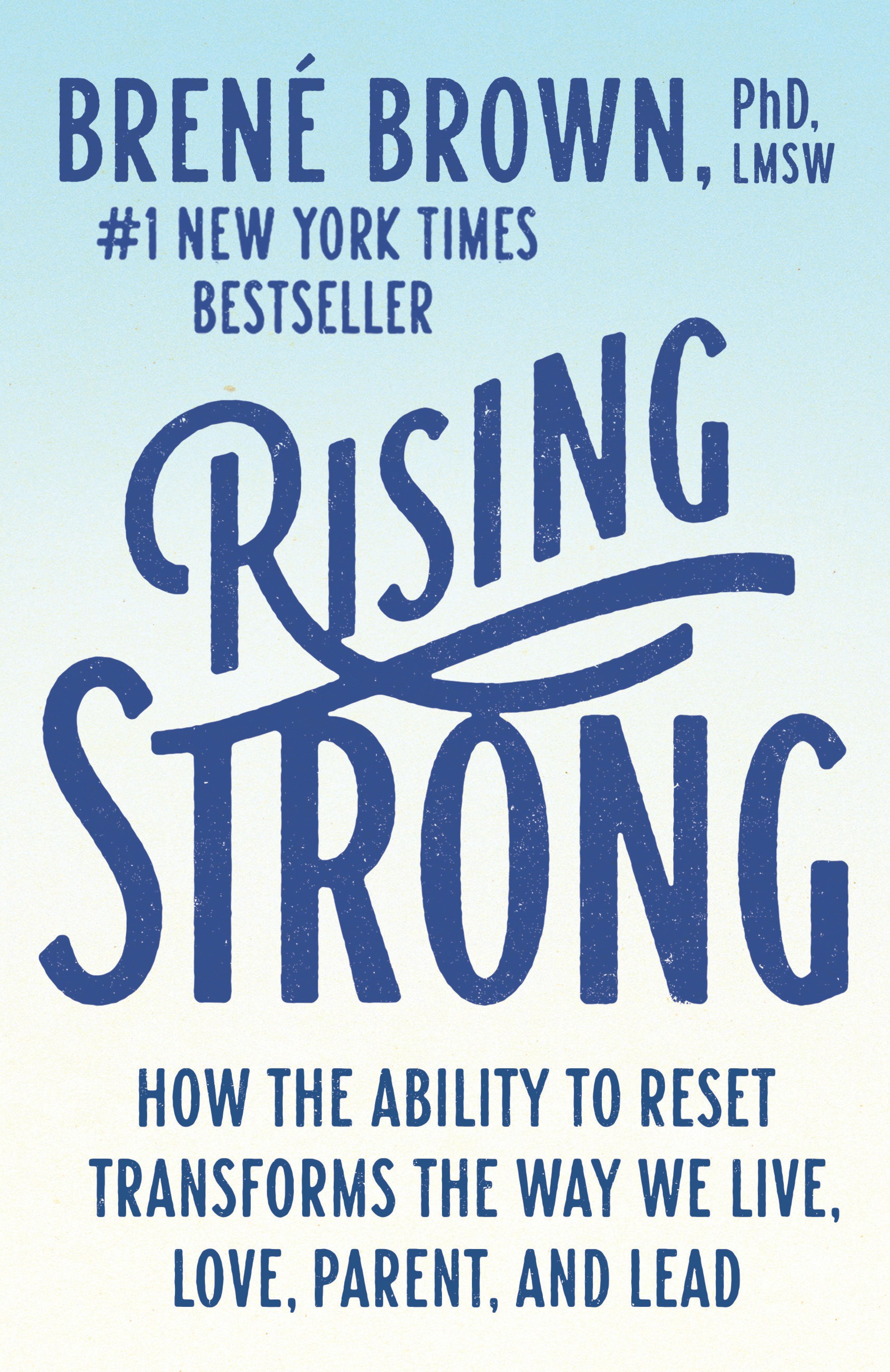 Rising Strong the rising