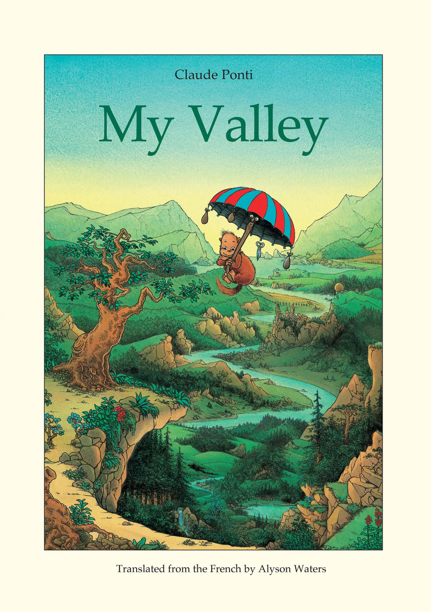 My Valley on my own