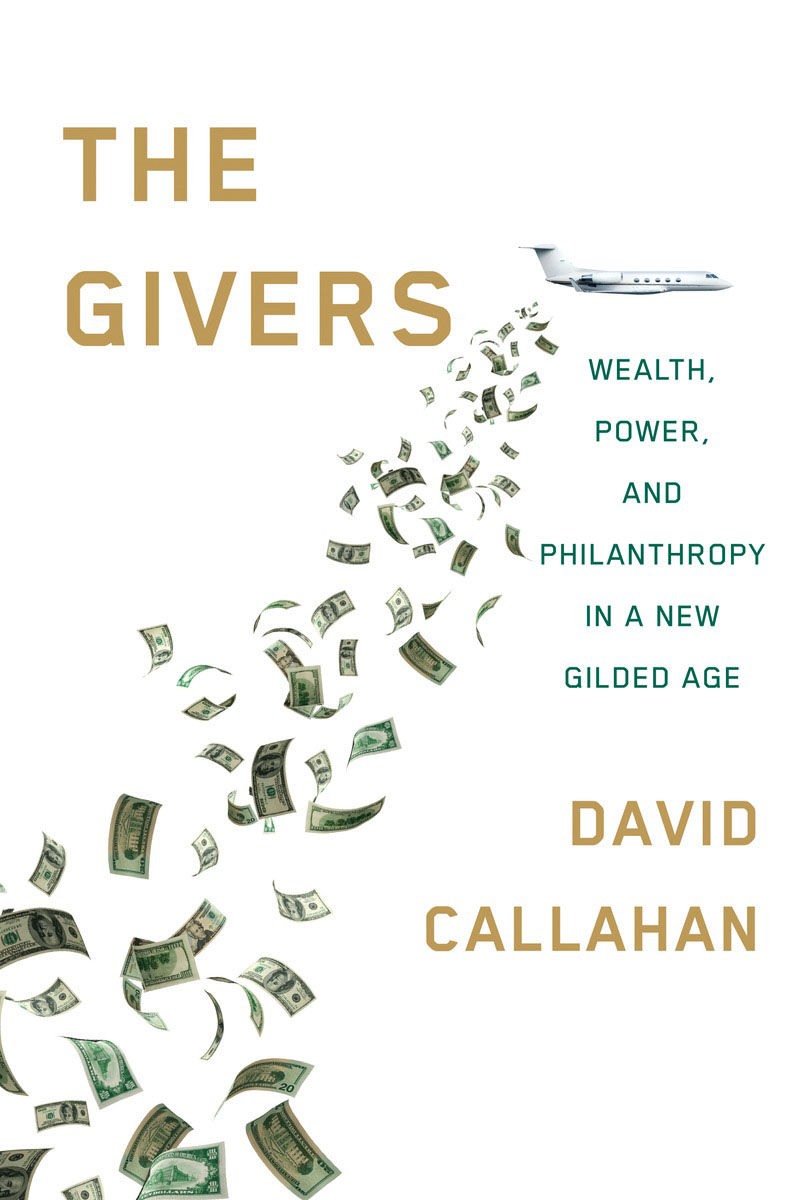 The Givers elite science education arts of the new millennium