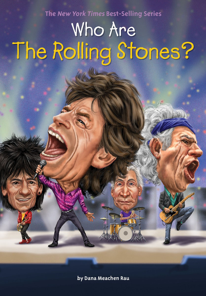 Who Are the Rolling Stones? ten years after ten years after rock roll music to the world