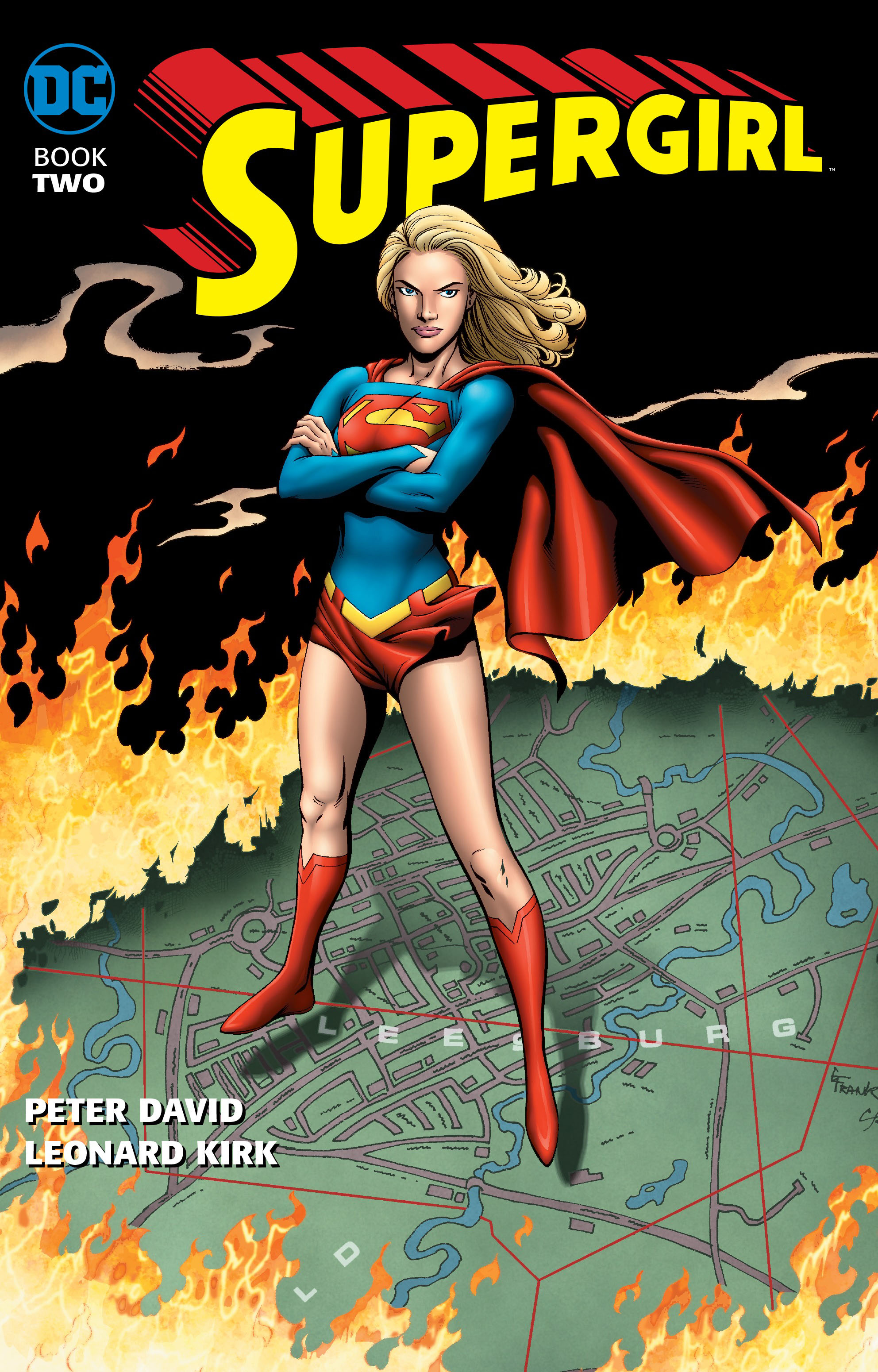 Supergirl Book Two supergirl book two