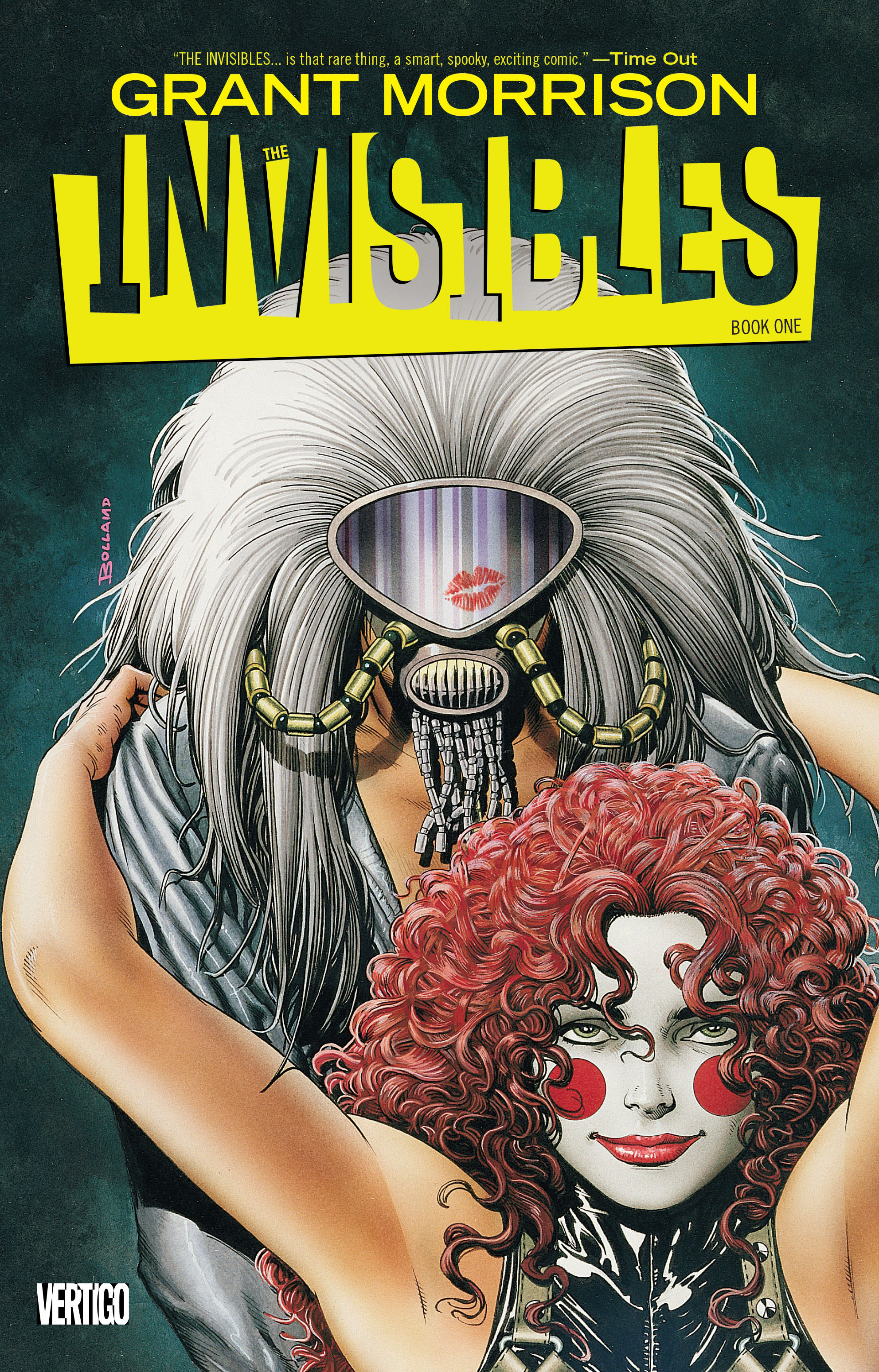 The Invisibles Book One grant morrison the invisibles