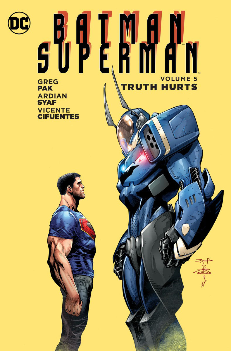 Batman/Superman Vol. 5 Truth Hurts gordon bennett and the first yacht race across the atlantic
