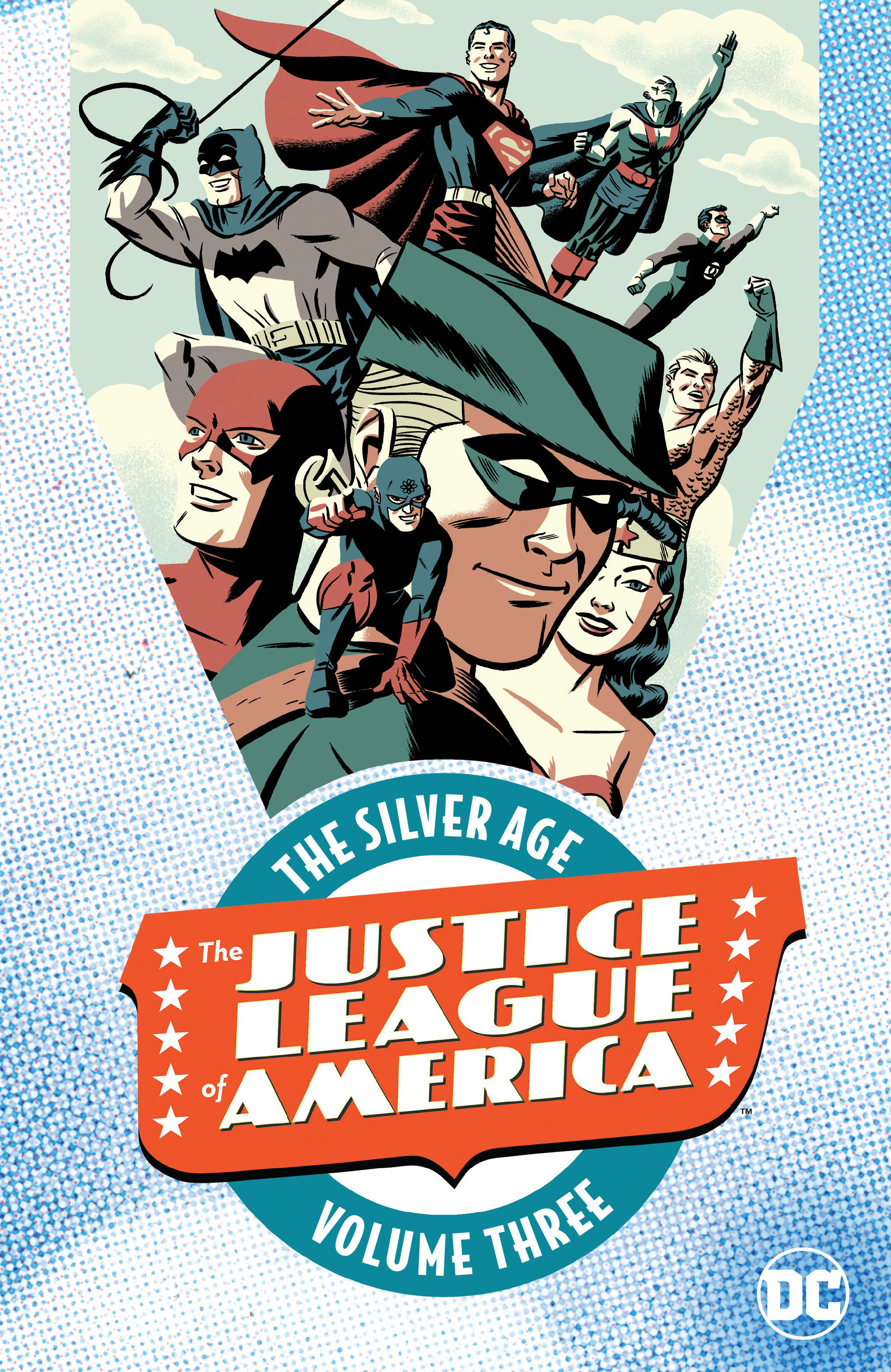 Justice League of America: The Silver Age Vol. 3 divetro double