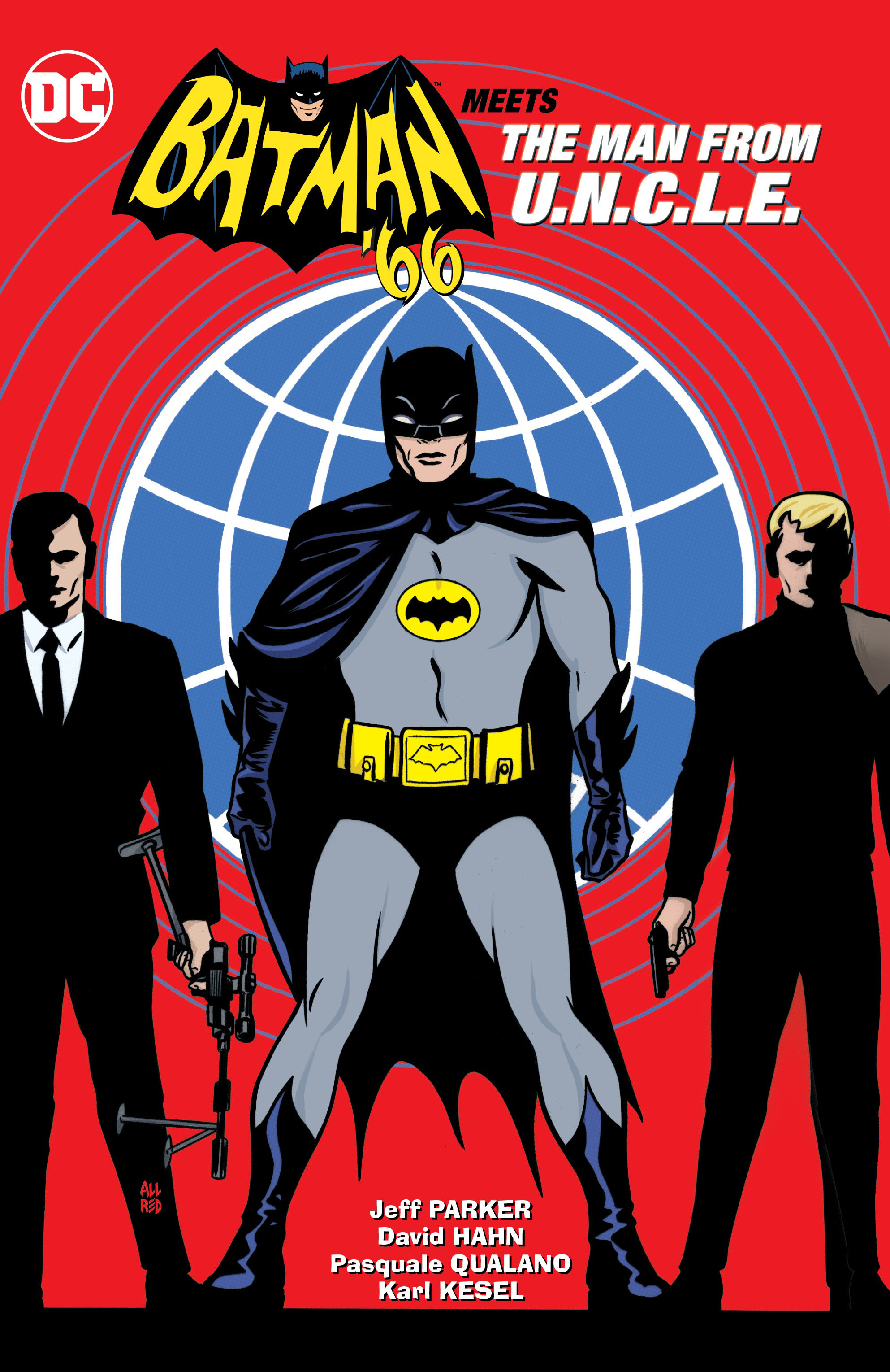 Batman '66 Meets The Man From U.N.C.L.E. batman 66 meets the man from u n c l e