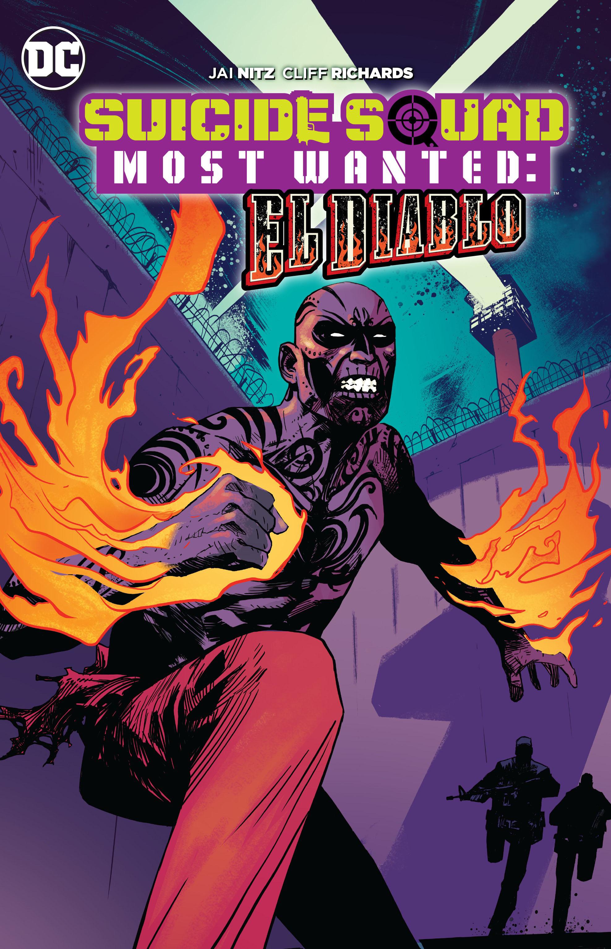 Suicide Squad Most Wanted: El Diablo the bells of el diablo