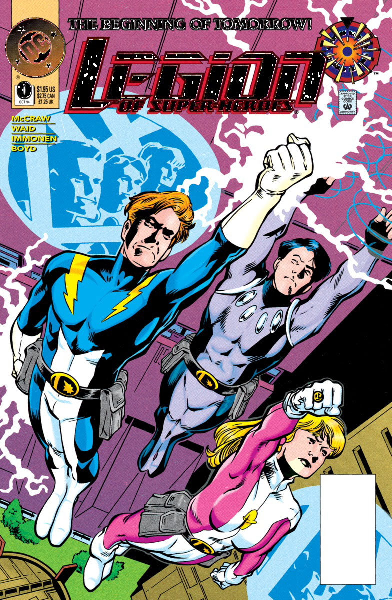 Legionnaires Book One stephen hart teenage wasteland
