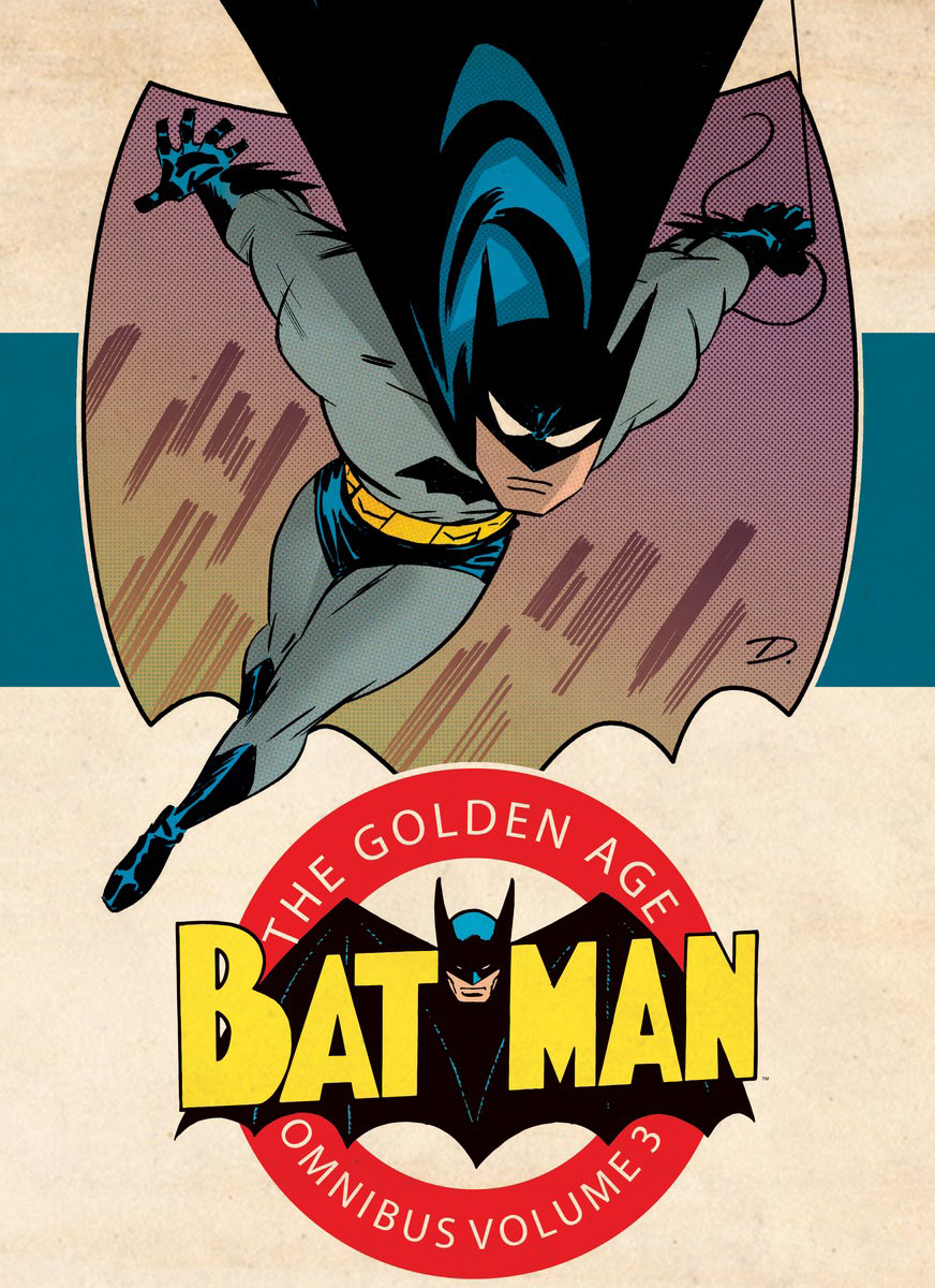 Batman: The Golden Age Omnibus Vol. 3 batman the golden age vol 4