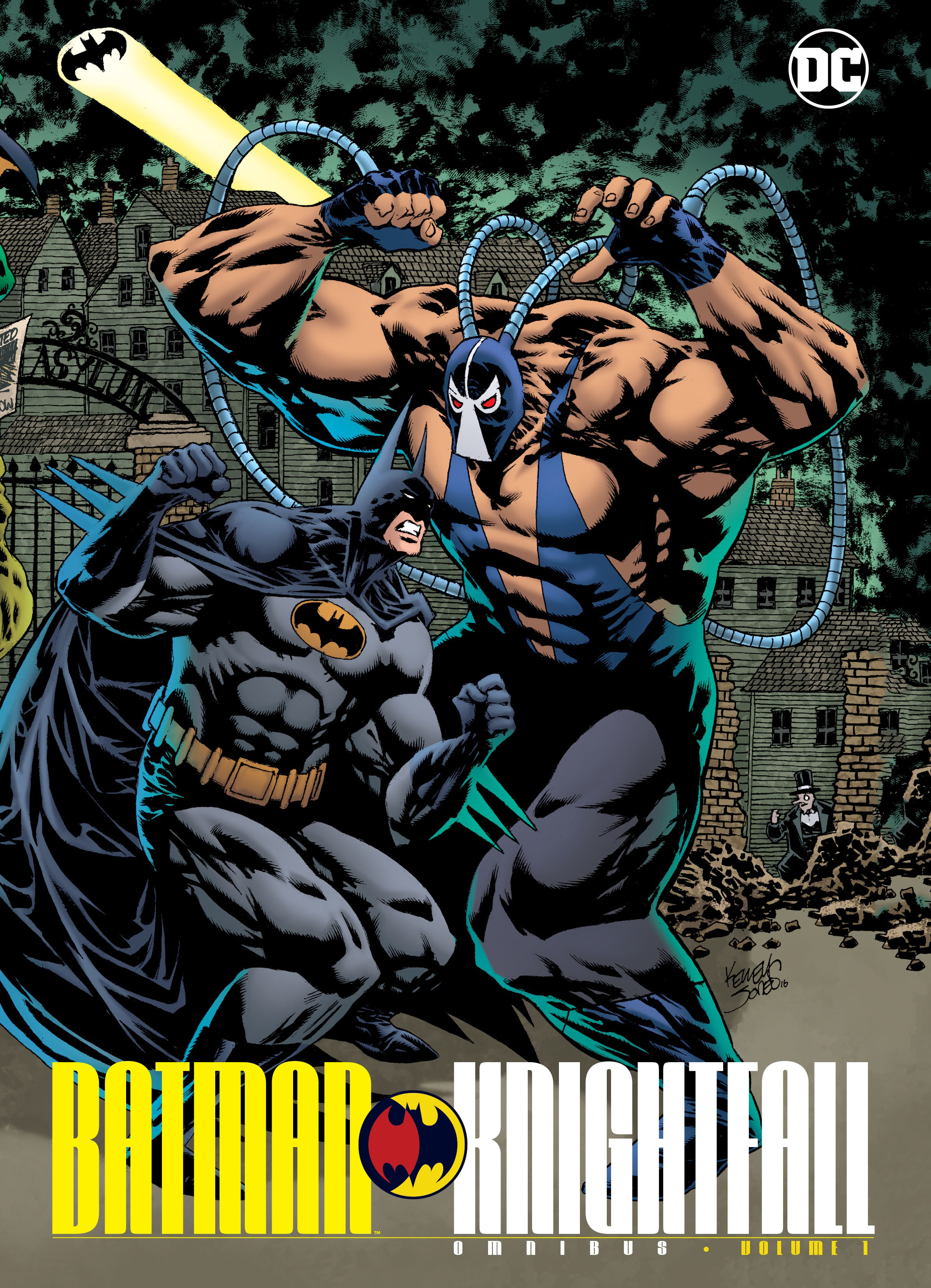 Batman: Knightfall Omnibus Vol. 1 batman the golden age vol 4