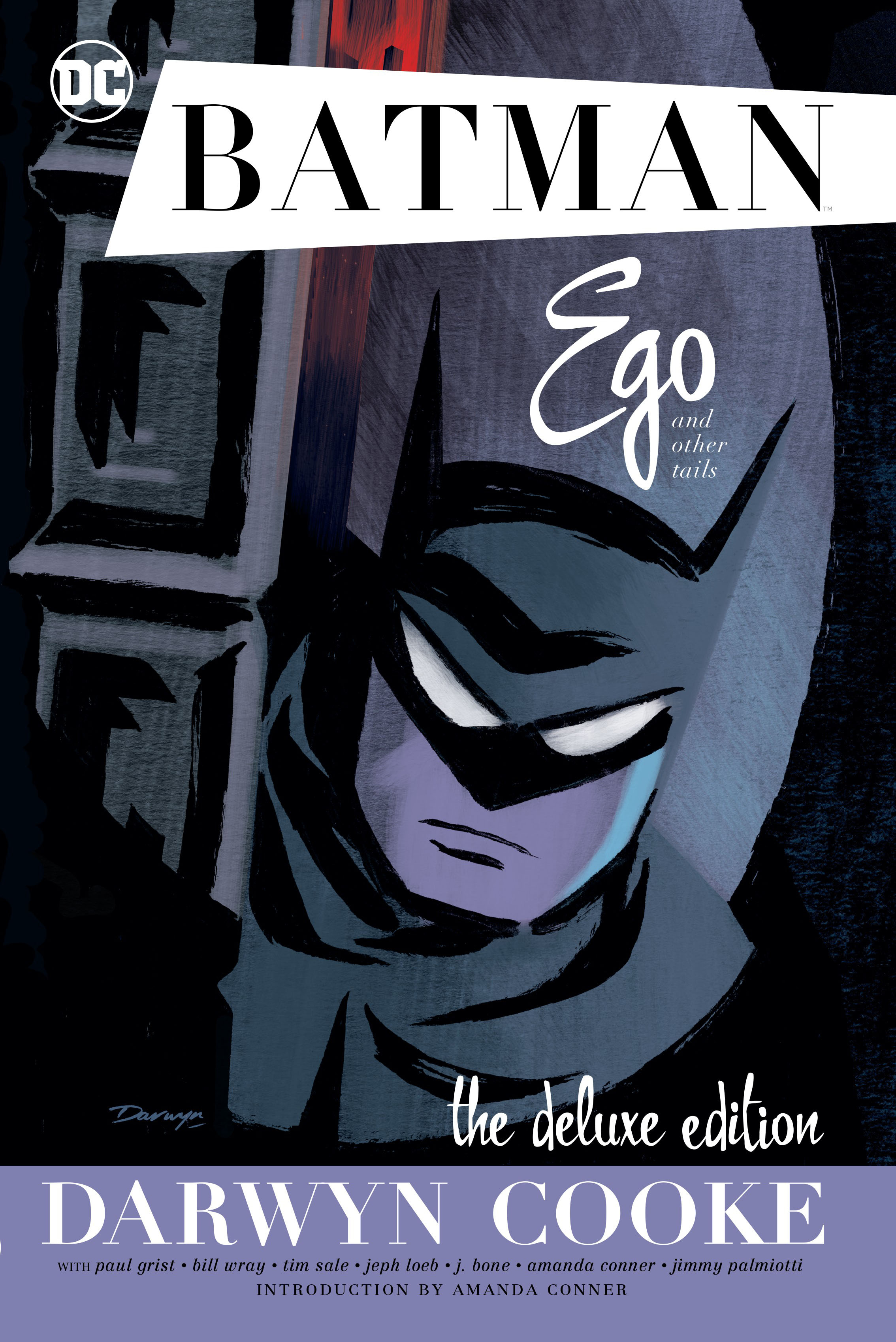 Batman: Ego and Other Tails Deluxe Edition элтон джон elton john goodbye yellow brick road deluxe edition 2 cd