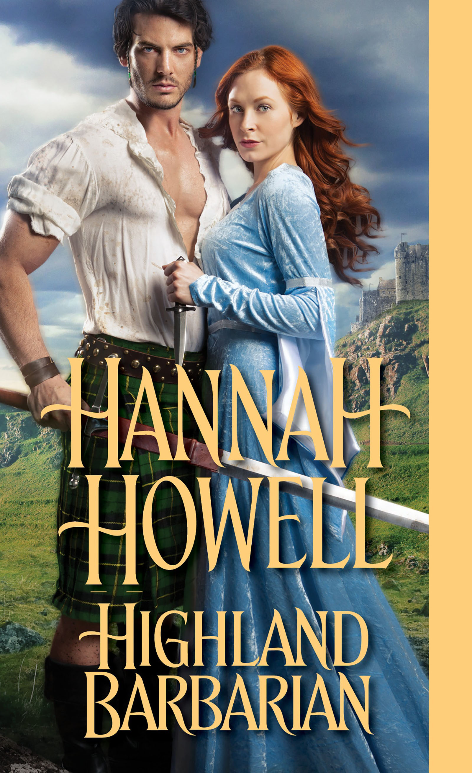 Highland Barbarian the highland fling murders