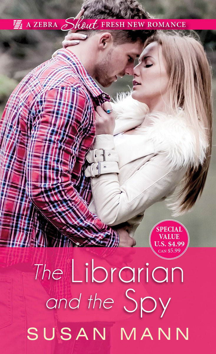 The Librarian and the Spy riggs r library of souls