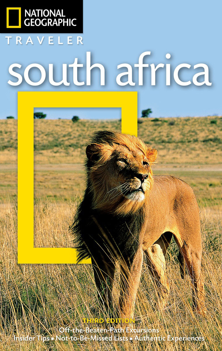 National Geographic Traveler: South Africa, 3rd Edition сумка national geographic nga2140 africa midi satchel