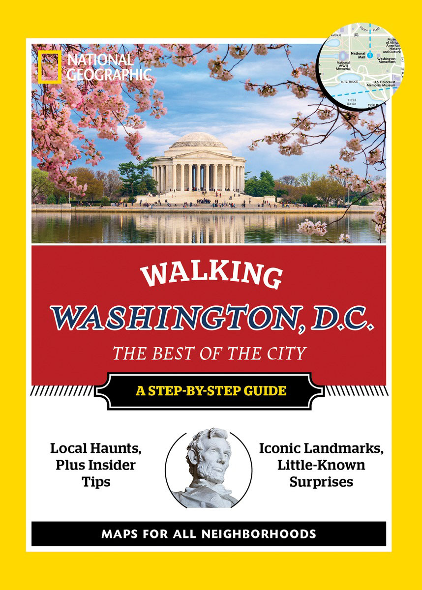 National Geographic Walking Washington, D.C. leyland s a curious guide to london tales of a city