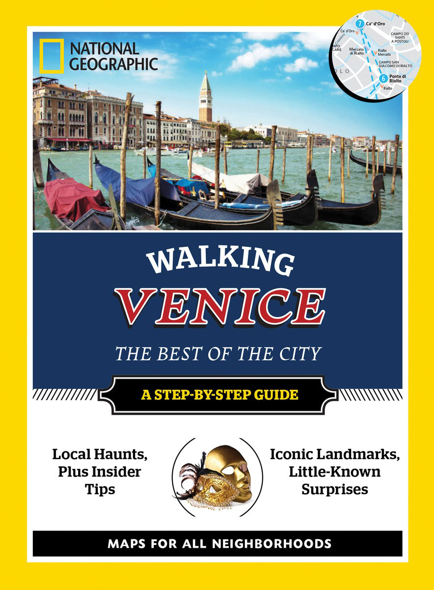 National Geographic Walking Venice merchant of venice the