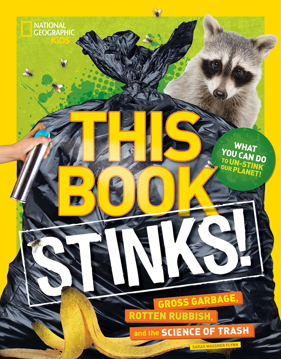 This Book Stinks! recycling fun