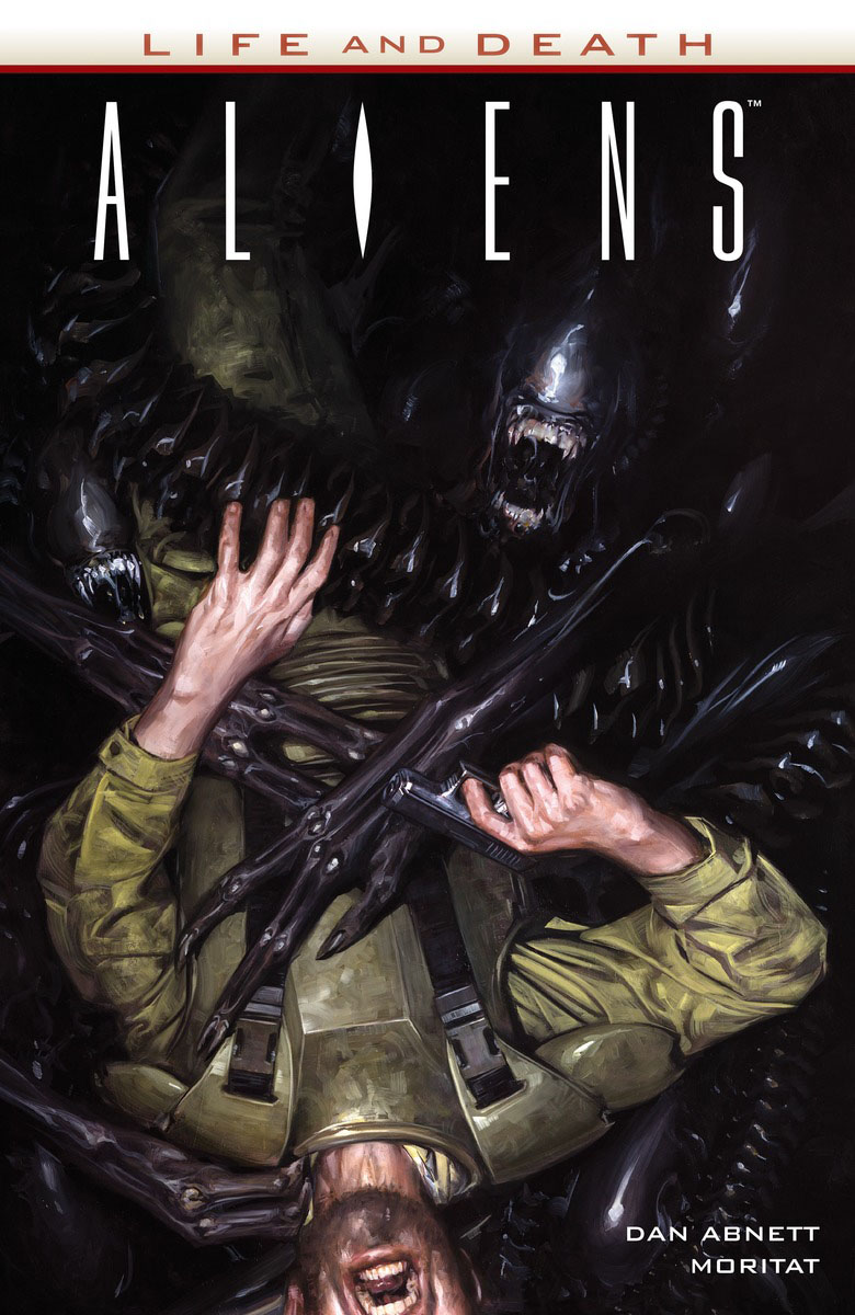 Aliens: Life and Death aliens colonial marines