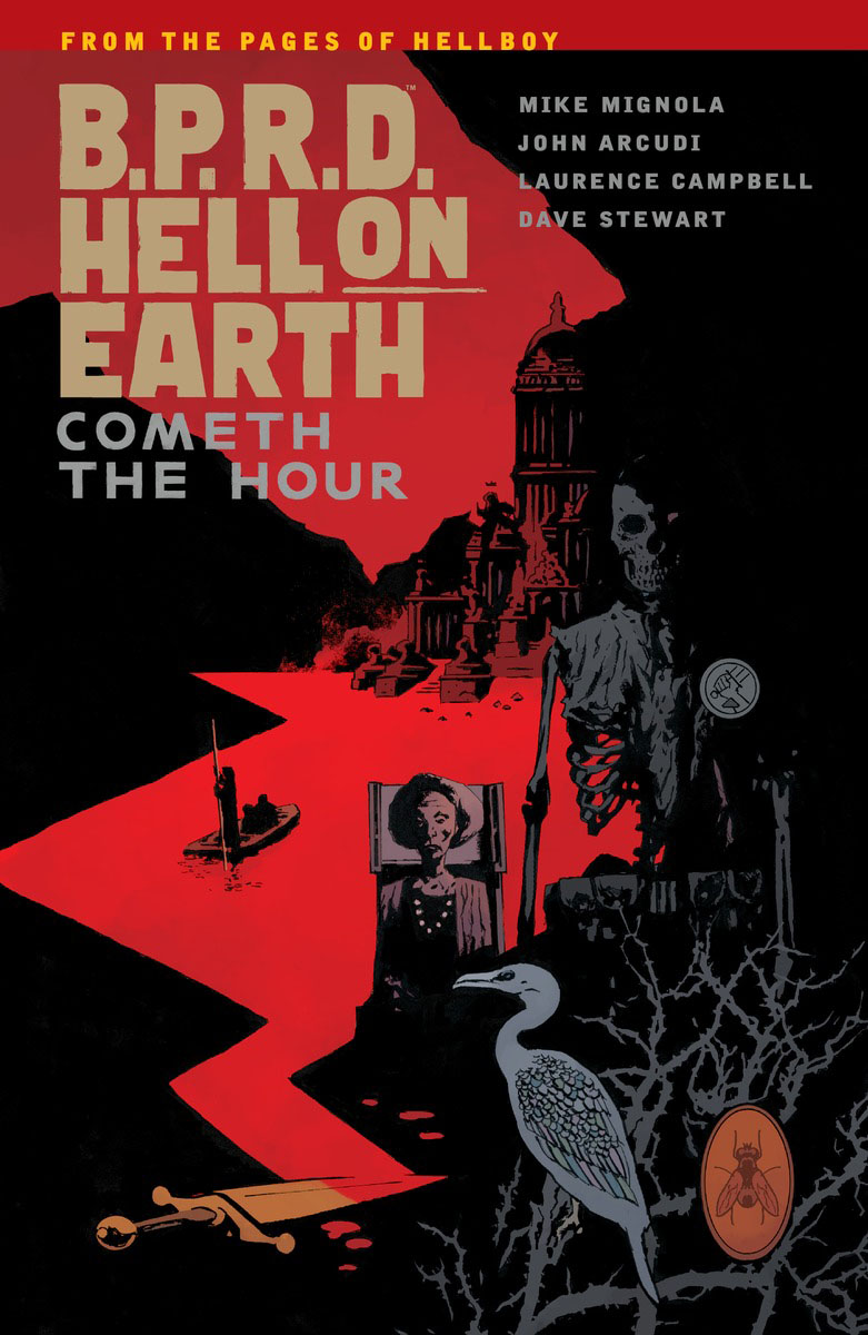 B.P.R.D. Hell on Earth Volume 15: Cometh the Hour b p r d hell on earth volume 6 the return of the master
