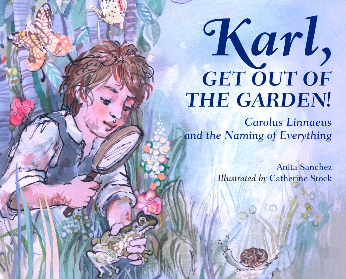 Karl, Get Out of the Garden! give me the child