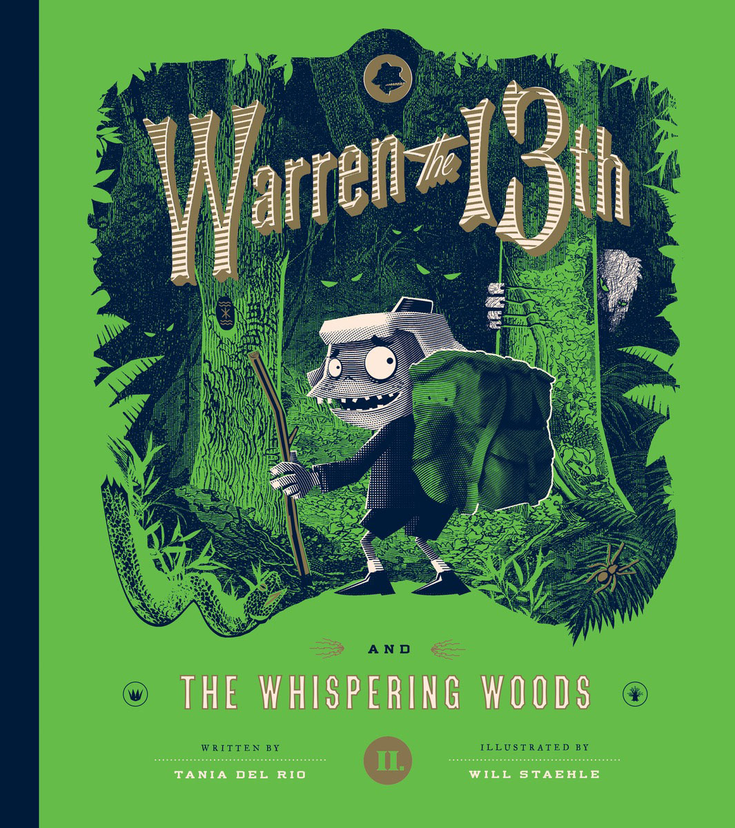 Warren the 13th and the Whispering Woods the best exotic marigold hotel