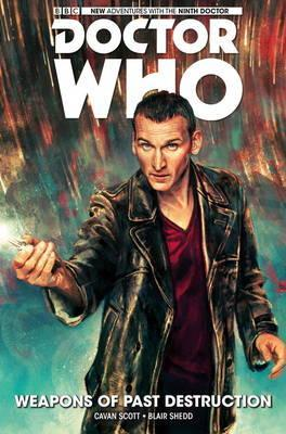 Doctor Who: The Ninth Doctor: Volume 1 сарафаны doctor e сарафан